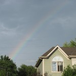 Wordless Wednesday… Somewhere Over the Rainbow…