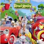 Mickey Mouse Clubhouse Road Rally DVD