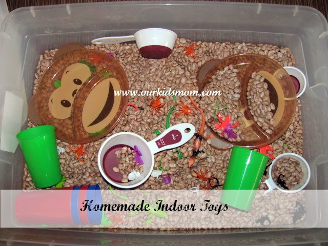 indoor sandbox