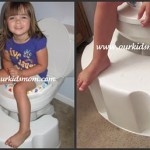 Little Looster Potty Stool Review