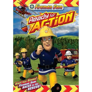 fireman sam ready for action