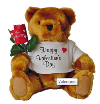 valentines-day-bear-paper-rose
