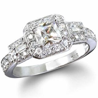 High Quality Cz Wedding Rings 94 Vintage Ireland us Princess Cut