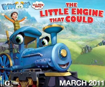 "The Little Engine That Could Movie ""I Think I Can"" Song ... 
