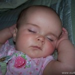 Wordless Wednesday : Sleeping Babies