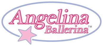 Angelina Ballerina (TM) Logo