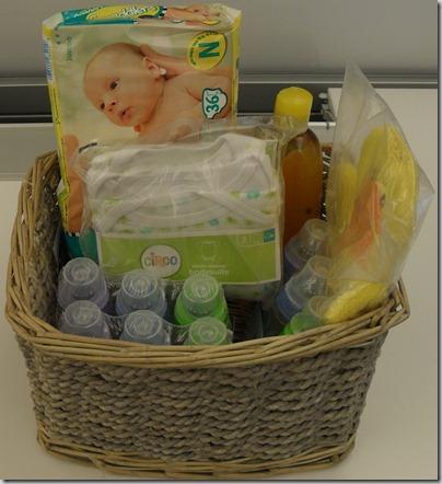 CDHP Giveaway Basket