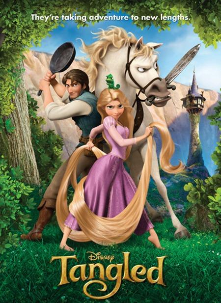 Disney-tangled