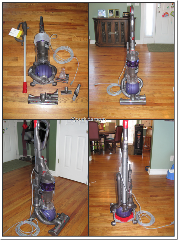 Dyson Ball Animal Dc25 Vacuum Review Ourkidsmom