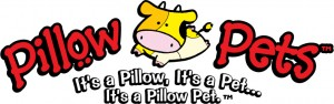 New Pillow Pets Logo - March 2011