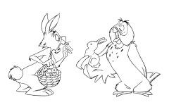WTP_Rabbit_Owl_Lineart