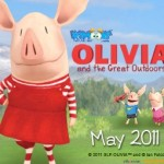 #WIN Kidtoons Olivia & the Great Outdoors GIVEAWAY [CLOSED]