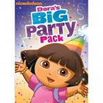 Dora's BIG Party Pack 3 DVD Set : Review [CLOSED Giveaway]