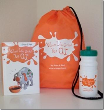 OJ- Giveaway