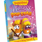 Veggie Tales Princess & The Pop Star on DVD [CLOSED Giveaway]