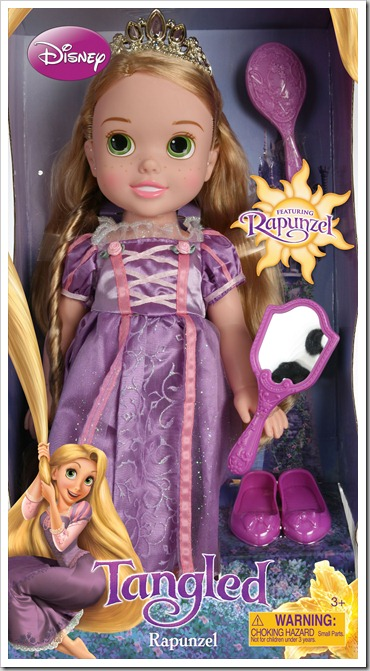Toddler Rapunzelinbox