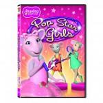 Angelina Ballerina Pop Star Girls DVD [CLOSED Giveaway]