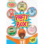 Yo Gabba Gabba! Party In a Box 3 DVD Set Review [CLOSED Giveaway]