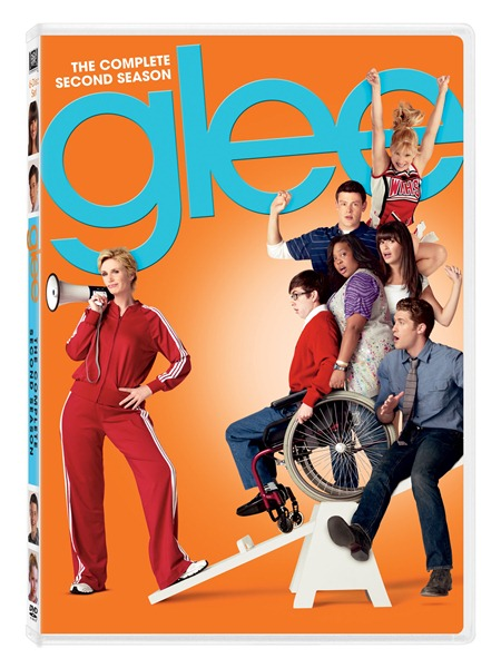 Glee Season 2 cover