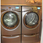 They're HERE! Whirlpool Duet Washer & Dryer Test Drive #WhirlpoolMoms