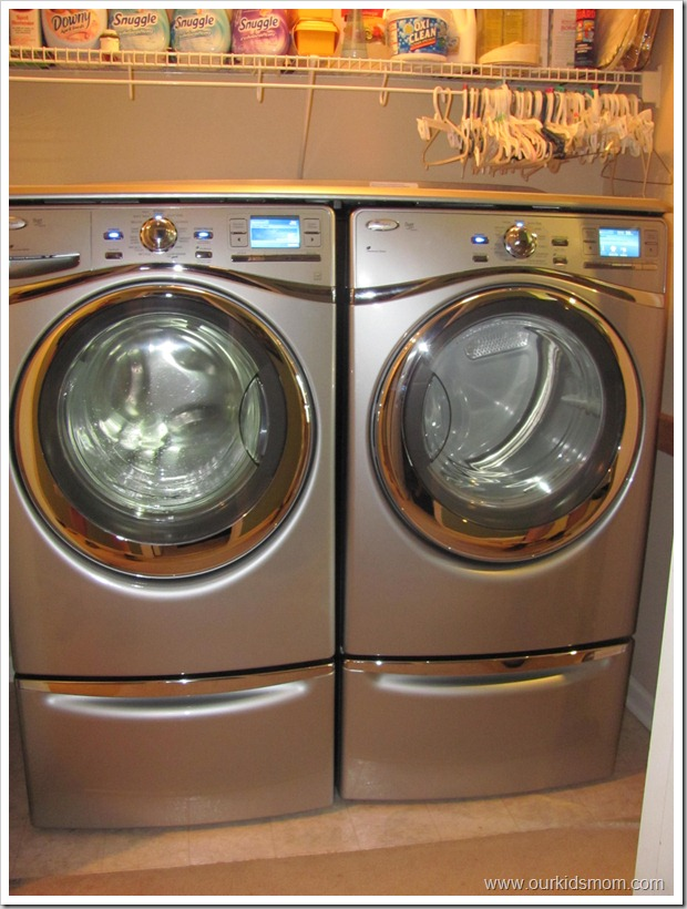 They Re Here Whirlpool Duet Washer Amp Dryer Test Drive