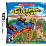 Scholastic My Amusement Park & Digging for Dinosaurs Nintendo DS Games [CLOSED Giveaway]