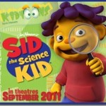 Kidtoons Sid the Science Kid : [GIVEAWAY CLOSED]
