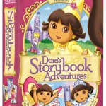 Dora's Storybook Adventures 3 DVD Box Set Review [CLOSED Giveaway]