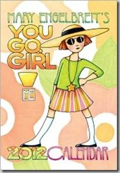 ME You Go Girl Desk Calendar