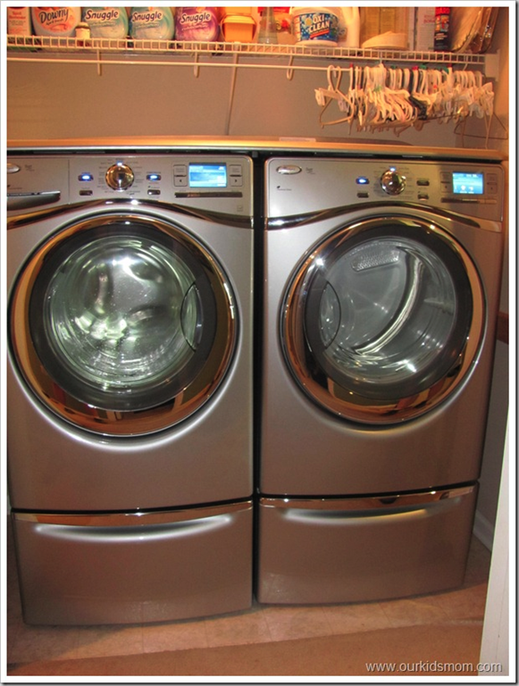 Saving Energy Time Amp Money With Whirlpool Duet Washer