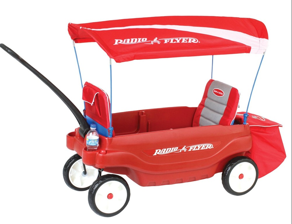Short History of Radio Flyer - and the toy wagon of course