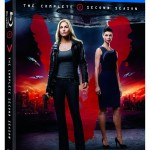 V The Complete Second Season on Blu-ray/DVD