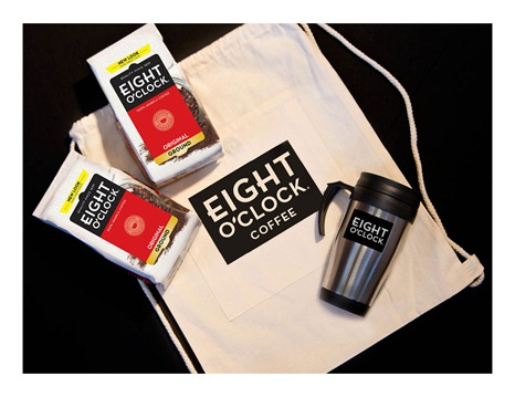 Eight O'Clock Coffee Back-to-School Prize Pack