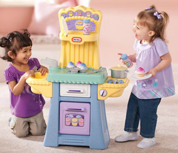 Little Tikes Cupcake Kitchen Giveaway