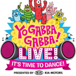 Kia Motors Presents Yo Gabba Gabba Live! 2011 : [CLOSED Giveaway]