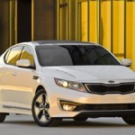 Kia Optima Hybrid Stands Out Against Others in it's Class…