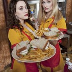 WB's Two Broke Girls Nominated for People's Choice Awards 2012 : FAVORITE New Comedy : I AGREE!