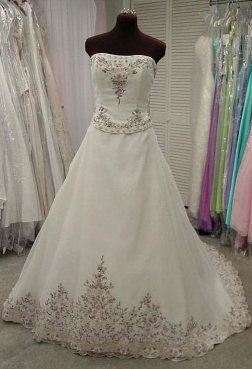 Big Beautiful Wedding Dresses 24 Unique Da Vinci A line