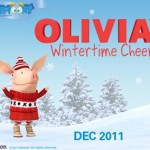 Kidtoons Olivia Wintertime Cheer [CLOSED Giveaway]