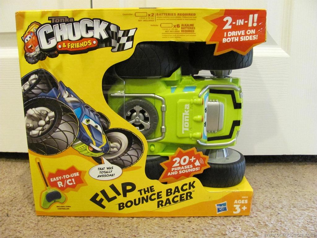 tonka chuck and friends instructions