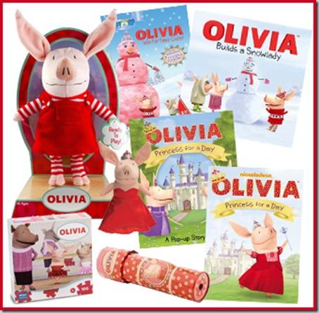 OliviaPrizePack