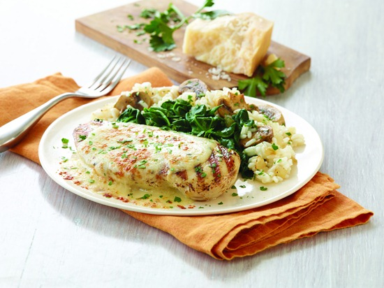 WW Creamy Parmesan Chicken