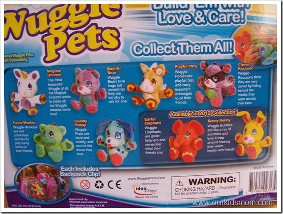 Wuggle Pets review 011