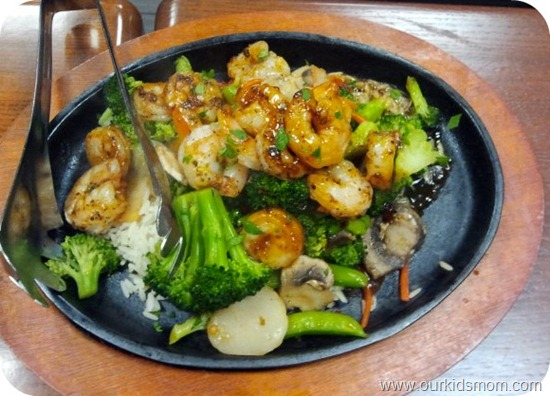 Asian Shrimp & Broccoli