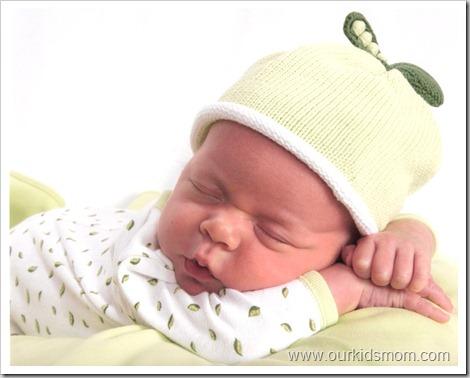 Ethan1MonthSleeping