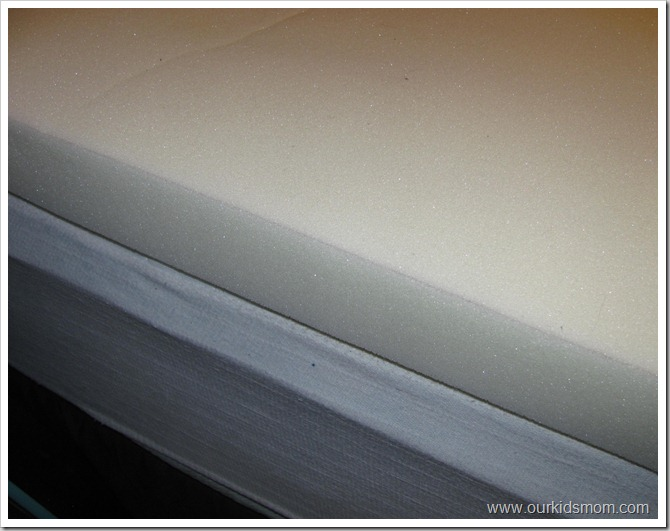 Natures Sleep Memory Foam Mattress Topper Review Ourkidsmom