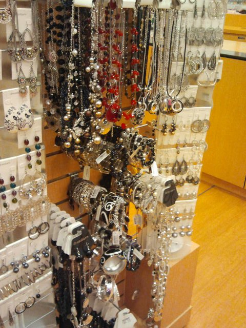 When I Found The Jewelry Rack Was Surprised And Very Hy To See Such A Wide Variety Of Bangles Bobbles Beads That Would Work For Me