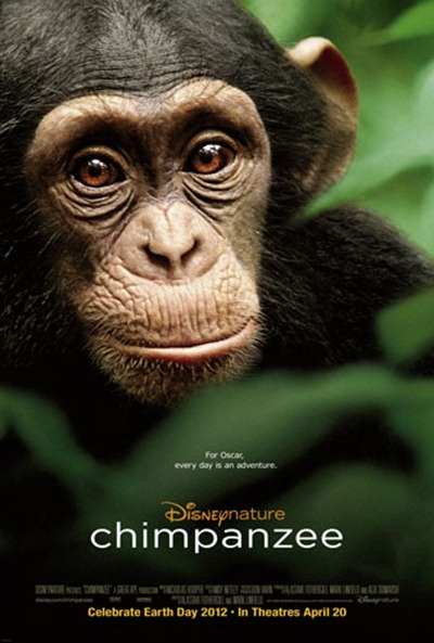 CHIMPANZEE one sheet