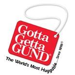 GUND logo GGG