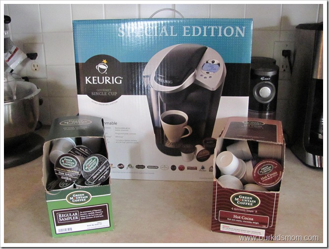 K Cup Coffee Maker For Rv : Mothers Day Giveaway Event Keurig B60 Single Cup Coffee Brewer Maker RV USD 150 [CLOSED Giveaway ...